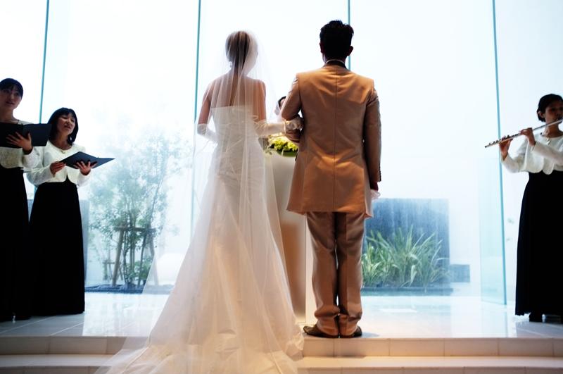 結婚式はキリスト教式 減少傾向も依然最多の55 最新結婚トレンド