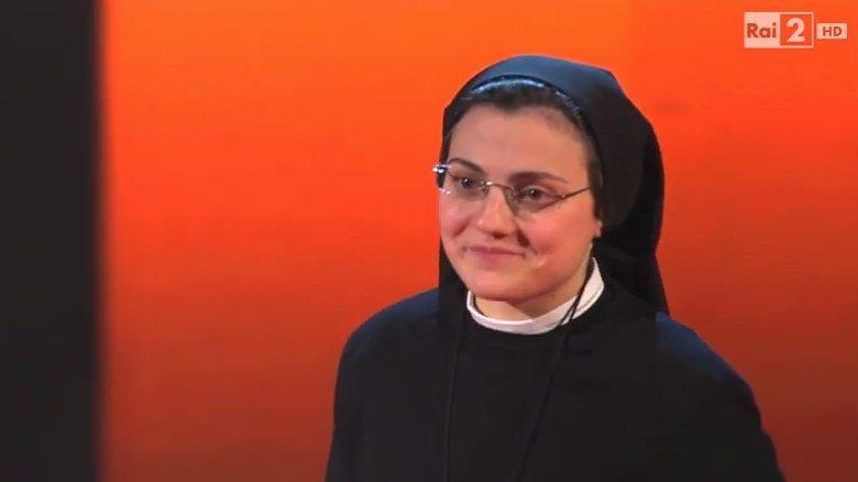 クリスティーナ・スクッチャさん(写真:www.rai.tv)