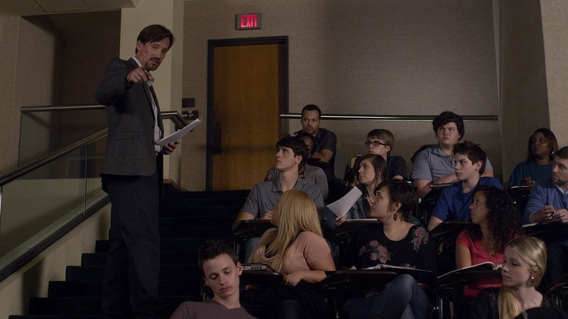 【映画レビュー】『神は死んだのか』――無神論の教授に挑む大学生 果たして彼は神の存在を証明できるのか?