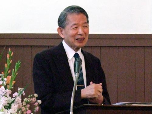 三浦光世氏(2006年)