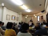 三浦綾子読書会、関西地区で交流会「河内キリシタンの足跡を訪ねて」