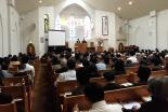 第5会聖書聖会3日目 金寛善牧師「私から私たちへ」