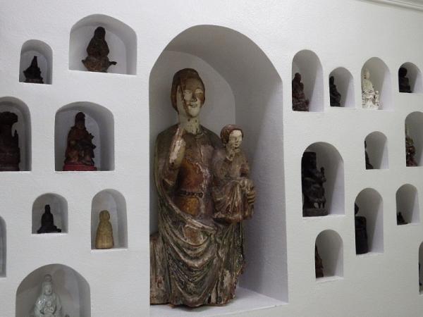 禁教時代のキリシタン遺物を伝える「澤田美喜記念館」 神奈川