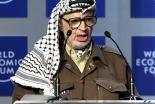 アラファト元PLO議長はクリスチャンだった?