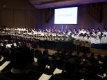 「地の塩、世の光」を育てて 青山学院創立140周年記念式典