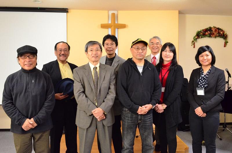 3周年を迎えた東京プレヤーセンター(TPC)のスタッフの皆さん