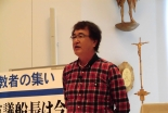 「変わりつつある沖縄」 金井創牧師、沖縄の今を語る 大阪で講演会