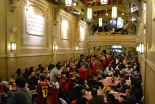 ニューヨークのキリスト教慈善団体、感謝祭でホームレスに配給 今年で135年