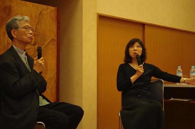 日本の福音宣教を考える 岡田武夫東京大司教と比較文学史家の竹下節子氏が対談(1)