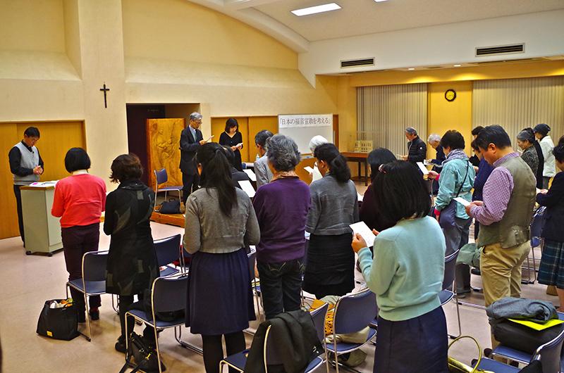 日本の福音宣教を考える 岡田武夫東京大司教と比較文学史家の竹下節子氏が対談(3)