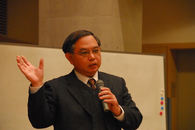 神谷武宏牧師