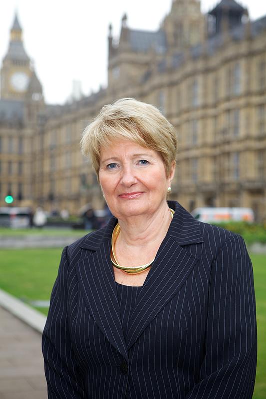 英国のキリスト教非営利団体「CARE(Christian Action Research and Education)」代表のノラ・リーチ氏(写真:CARE)
