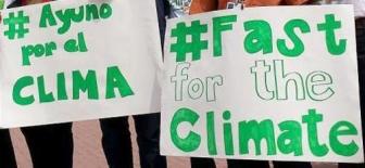 ペルー:国連気候会議で断食し祈るクリスチャンたち