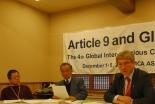 9条世界宗教者会議、声明採択 WCC総幹事「他者と敵対するナショナリズムは危険」