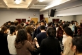 ニューヨークで日韓合同祈祷会 共に祈り求める主の臨在とリバイバル