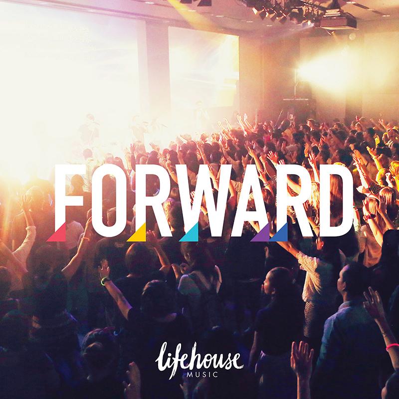 「フォワード(FORWARD=前へ)」と銘打たれた今回のアルバム。ピリピ人への手紙3章13節の「過去に執着せず、前にあるものを望み見る」をテーマにしている。