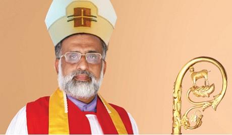 アングリカン・コミュニオンの環境担当主教であるトーマス・K・オーメン主教(写真:南インド教会)