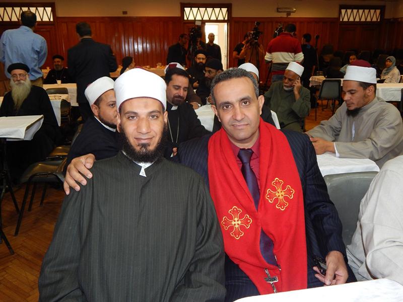 キリスト教の司祭とイスラム教が交流 相互理解から協働へ(1)