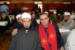キリスト教の司祭とイスラム教のイマムが交流 相互理解から協働へ(1)