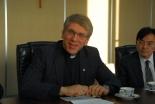WCC総幹事「日本は非常に重要な国でありながら危うい国」 初来日記者会見