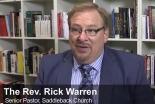 リック・ウォレン牧師、カトリックとプロテスタントには「隔たりよりも共通点多い」