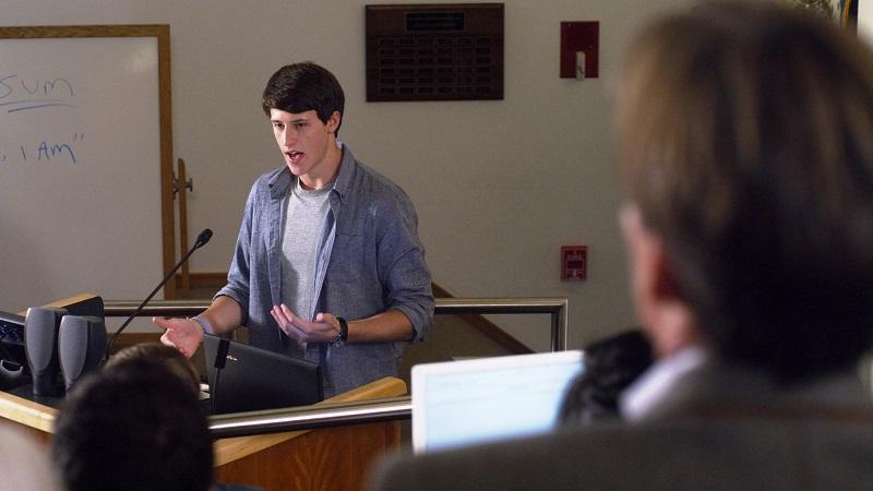 『神は死んだのか』 学生VS教授 白熱の討論映像一部解禁!役者からのメッセージも(動画あり)