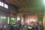 WCC総幹事、奈良基督教会で主日説教「正義と平和への道」