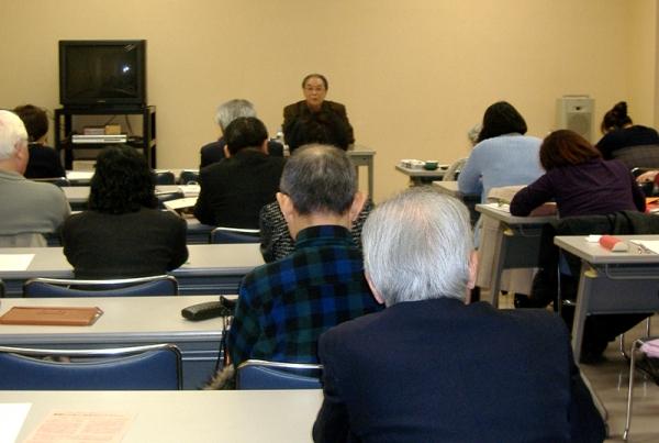 カトリック正平協勉強会、基礎から学ぶ「日米ガイドライン」 武藤一羊氏「狙いは米の多国籍軍化」