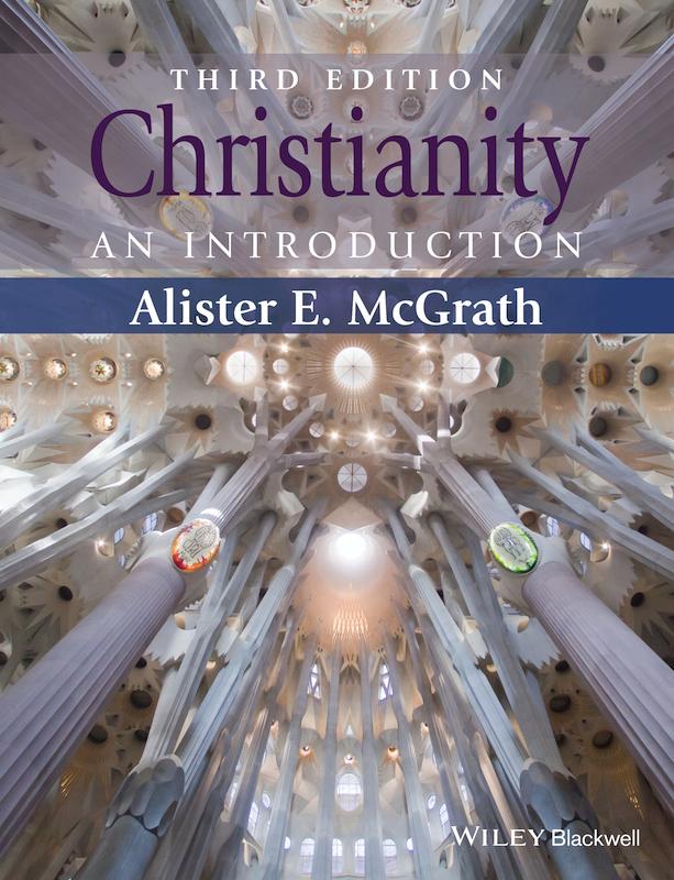 アリスター・E・マクグラス著『Christianity: An Introduction』第3版の表紙(写真:Wiley-Blackwell)