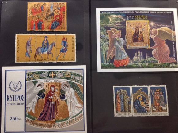 死海写本や渡辺禎雄・小磯良平の聖書画、世界のクリスマス切手など展示 関学博物館で初の企画展
