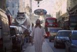 """""""ハリウッドのイエス"""" ロンドンに出没?"""