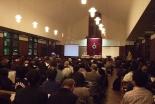 「世界は闇に満ちている、それでも共に歌を」 神戸市民クリスマス、各教派の若手聖職者らによる礼拝