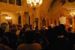 「まずはお祈りに来てください」 ニコライ堂で新暦による主の降誕祭