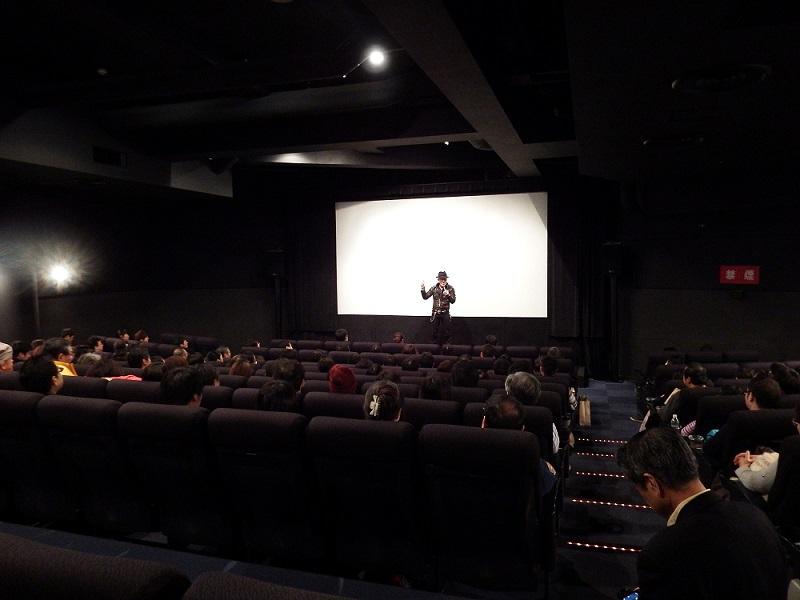 アーサー・ホーランド牧師「バカやろう、神が死ぬわけないだろう」 渋谷で映画『神は死んだのか』トークイベント