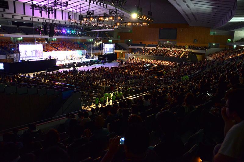 北海道・希望フェス、2万人超で道内史上最多 来年は武道館