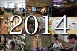 2014年、10大ニュースで振り返る一年