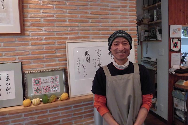 【インタビュー】ヘブンリーカフェオーナー・高内寿晴氏 ...
