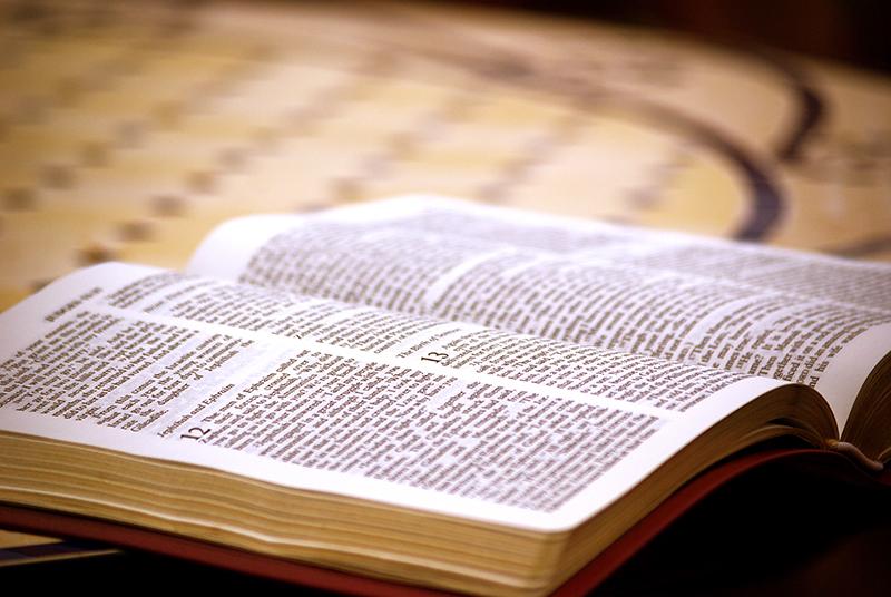 一年で聖書を読み終える「聖書通...