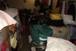 難民数百人が教会から強制退去 南アフリカ・ヨハネスブルグ