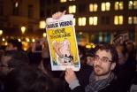 12人死亡のパリ風刺新聞社襲撃事件、背後に挑発的な預言者ムハンマドの風刺画か