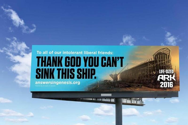 米ケンタッキー州でノアの箱舟の実物大レプリカ建造 創造博物館館長が現場の動画公開(動画あり)