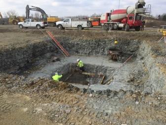 米ケンタッキー州でノアの箱舟の実物大レプリカ建造 創造博物館館長が現場の動画公開