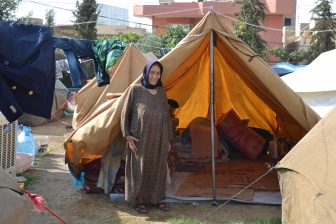 イスラム国避難民の女性キリスト教徒「神に対して怒っていない」