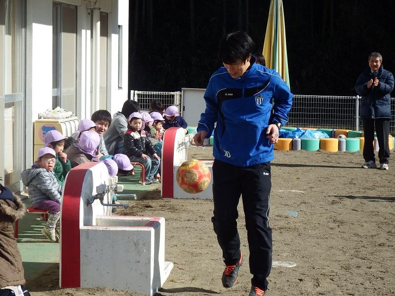 【インタビュー】元プロサッカー選手・満山浩之さん 障害がある人もない人も、ボール一個で伝える「楽しさ」