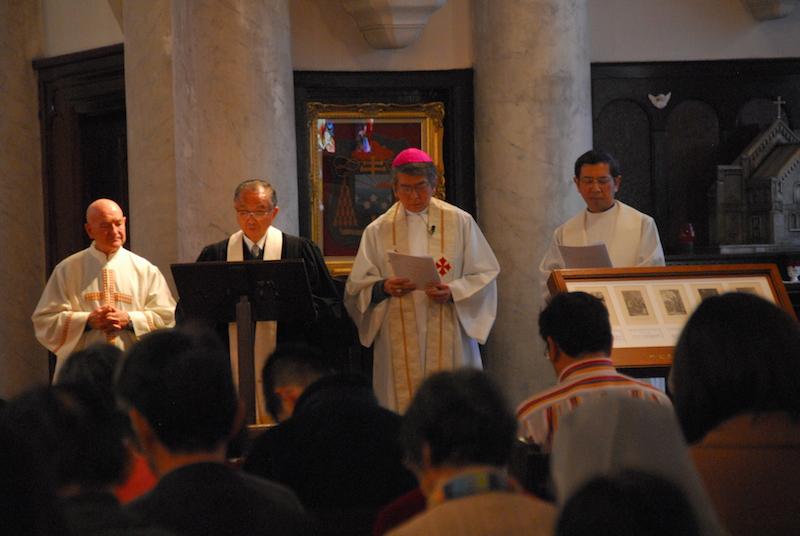 キリスト教一致祈祷週間、NCC・カトリックが協力し東京で集会開催