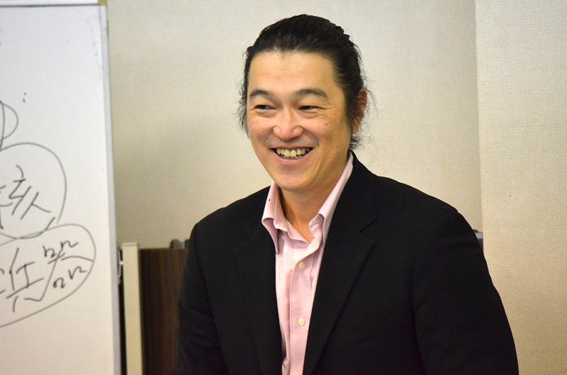 隣人を愛する人 国際ジャーナリスト後藤健二さん