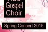 東京都:青山学院大学ゴスペル・クワイア春季コンサート「AGU Gospel Choir Spring Concert」