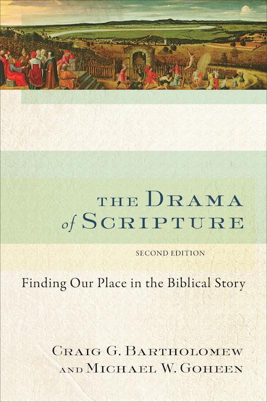 聖書をドラマとして読むには? 北米の二つの書籍から学ぶ