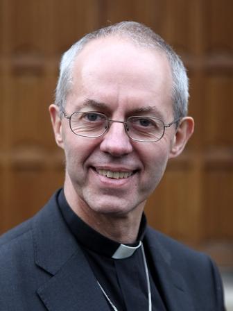 カンタベリー大主教ジャスティン・ウェルビー