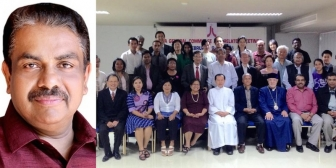 アジアキリスト教協議会、新総幹事にマシューズ・ジョージ・チュナカラ博士選出